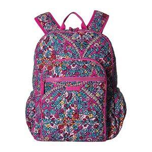Vera Bradley kaleidoscope backpack & lunch bag set